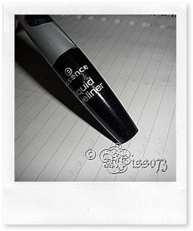 essence liquid eyeliner 006