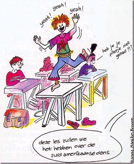 ADHD op school leerling