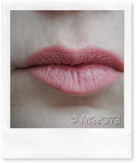 Stay matte lipcream 003